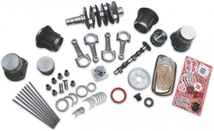 SCAT ENGINE rebuild KITS 1600-CAST
