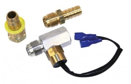 Inline-8 Fan thermostat 12V