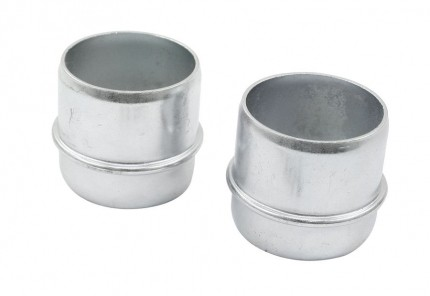 Heater Hose Connector Pipe Pair