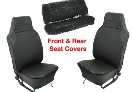 Seat Covers   Type 1, 68-69
