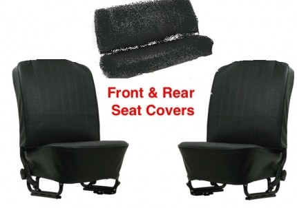 Seat Covers  Type 1, 58-64