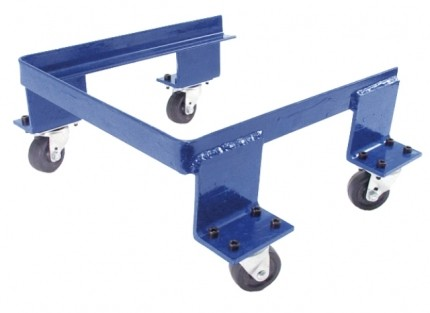 VW Engine Dolly with swiveling Wheels
