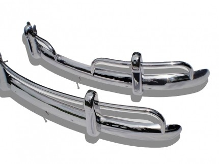 BUMPER BARS STAINLESS STEEL US STYLE