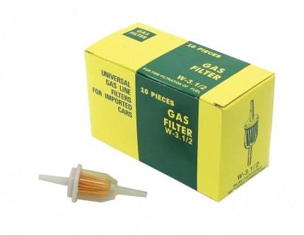 Fuel filter plastic disposable 12-2332cc