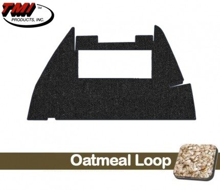 TMI Trunk Carpet Bug 56-59 oatmeal
