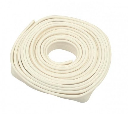 Fender beading white 25' roll w/out notches