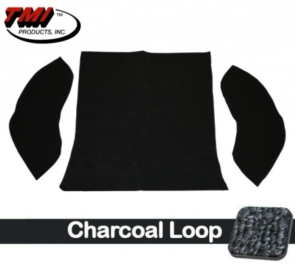 TMI Rear Well Bug 54-78 Charcoal LOOP