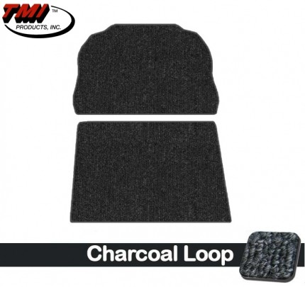 TMI Trunk Carpet Super Bug 71-74 charcoal