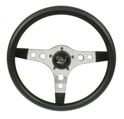 """GT Sport Thick foam Steering Wheel 13"""""""