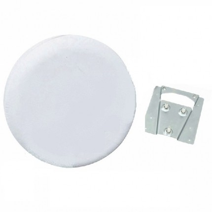 Spare tire kit w/ white cover for type 2 early or late