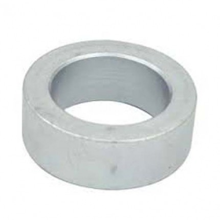 Axle spacer for swing axle long axle - 1 piece