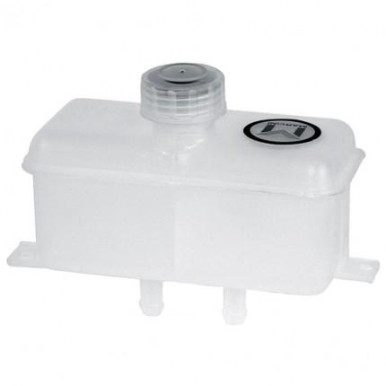 Reservoir plastic for dual circuit bug, Ghia & type 3 common fender mount
