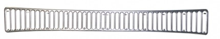 Air intake grill rear aluminum bug 72-77 41 rib MADE IN GERMANY