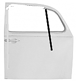 Felt channel L or R window to vent frame bugs 65-ON  EA