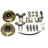 Front DISC BRAKE Kit 5/205 Ball JOINT No Drop