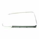 Window scraper outer trim frame left side 65-77 bug