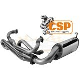 CSP Python Exhaust System Type 1 & Ghia 38mm