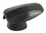 Coat hook black bug 61-67