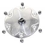 Alluminium Billet Oil Sump Plate with magnetic drain plug