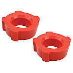 Urethane Knobby Bushing Set, 1 7/8 PAIR