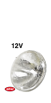 "7"" Sealed Beam Hi/Low Bulb 12v each"