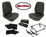 Race-Trim low Back Seat & door panel Interior Package