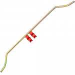 """Lowered sway bar kit 3/4"""" for front bug w/ link pin"""