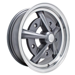 RAIDER WHEEL 5inX15in / 5X205 / ANTHRACITE