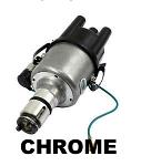 Bosch Style 009 Centrifugal Advance Distributor CHROME