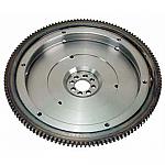 Chromoly lightened Flywheel, 12-volt, 200mm, 130 tooth 8 std dowel lightened