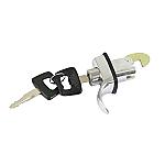 Deck lid lock w/keys bug 67-71
