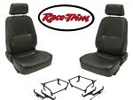 Race-Trim High Back Seats L & R